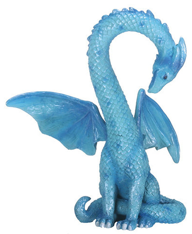 Love Dragon - Blue