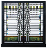 FLW Martin House Casement Window