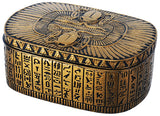 Winged Egyptian Box
