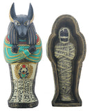 Anubis Coffin with Mummy