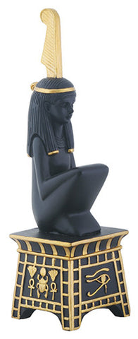 Maat on Pedestal