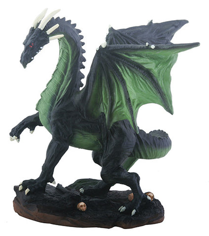 Small Green Midnight Dragon