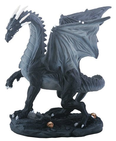 Small Black Midnight Dragon