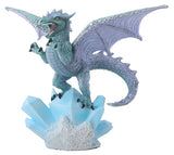 Dragon on Crystal