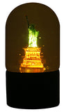 LED Statue of Liberty Water Globe