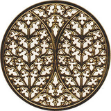 Lincoln Cathedral Rose Window Ornament