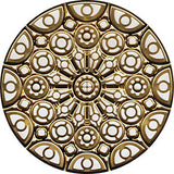 Chartres Cathedral Rose Window Ornament