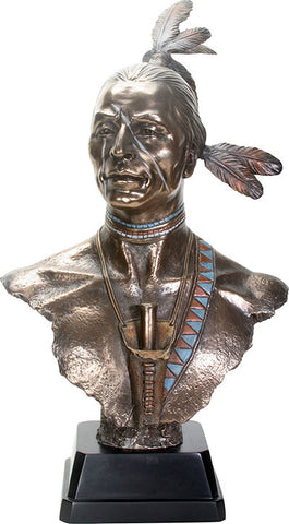 Indian Bust