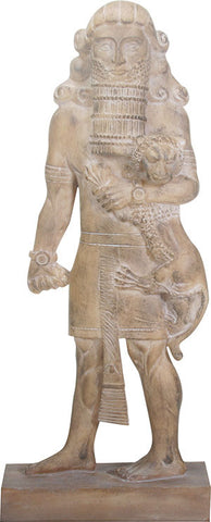 Assyrian Warrior Statue