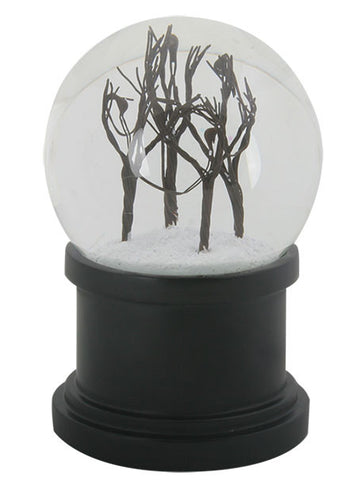 LED Tree Water Globe with Fan
