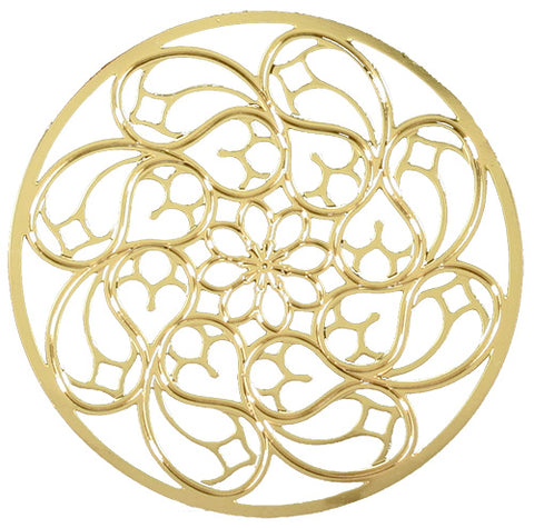 Milian Cathedral Rose Window Ornament