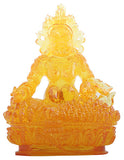 Yellow Fortune Buddha