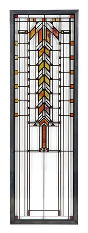 FLW - Barton House Buffet Door Window