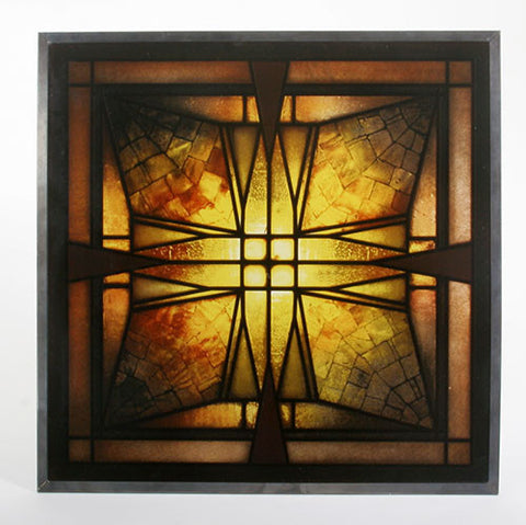 FLW - Frank Thomas Entry Ceiling Light