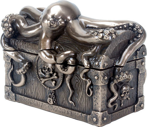 Octopus Pirate Chest
