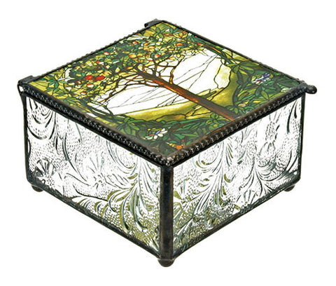 Tiffany - Tree of Life Box