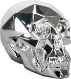 Chrome Polygon Skull