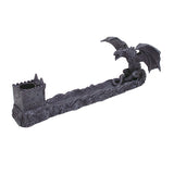 Dragon Incense Burner & Candle Holder