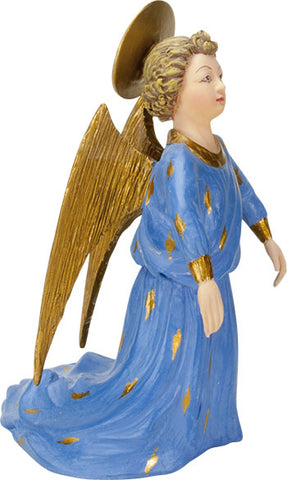 Kneeling Fra Angelico Angel Blue
