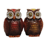 Owls Salt & Pepper Set