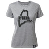 Womens RunME Performance T-shirt