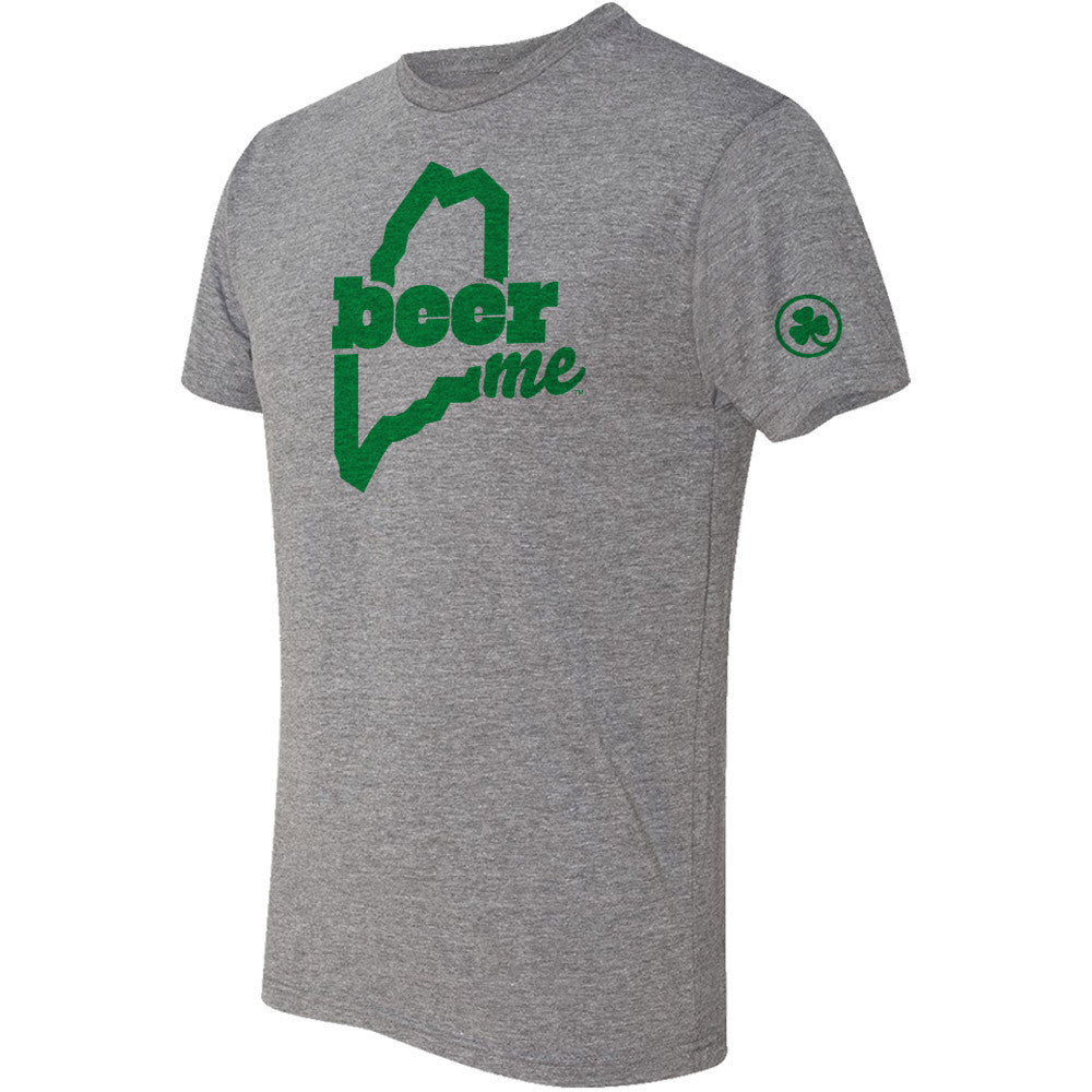 BeerME T-shirt (St. Paddy's Edition)