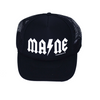 Board of Maine Trucker Hat (Black)