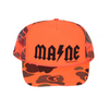 Board of Maine Trucker Hat (Blaze Orange)