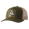 FishME Patch Trucker Hat