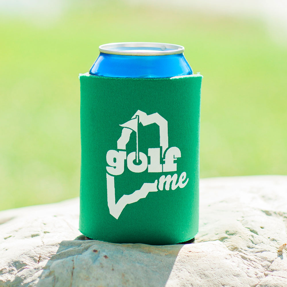 golfme collapsible koozie liveme