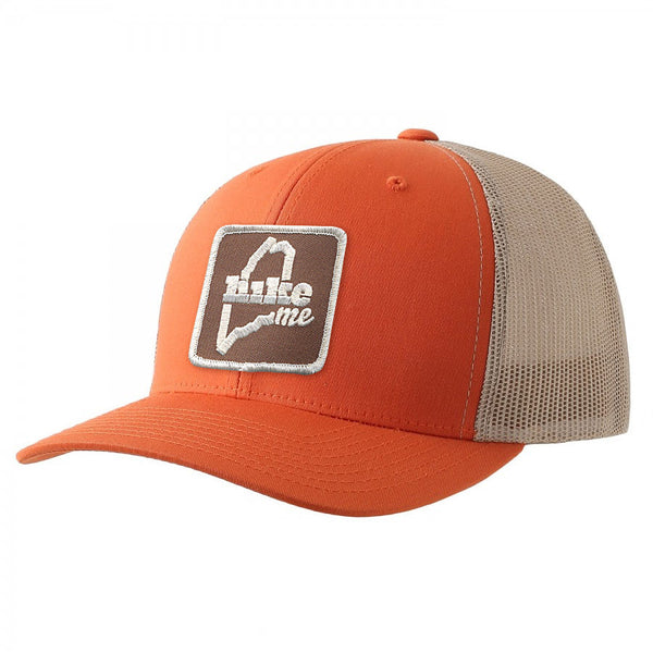 2a2c2849da6cb HikeME Patch Trucker Hat - LiveME
