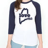 LoveME 3/4 Sleeve Raglan