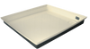 Shower Pan SP100 (00460) Colonial White