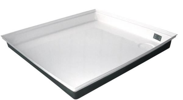 Shower Pan SP100 (00461) White