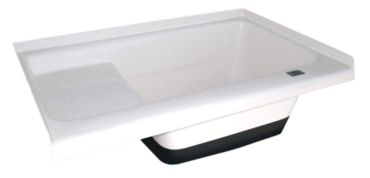 Sit in Step Tub Right Hand Drain TU500RH (00476) Polar White