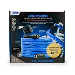 Heated Drinking Water Hose -20 25' - 5 / 8