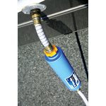 Camco TastePURE RV / Marine Water Filter with Flexible Hose Protector (40043) - The RV Parts House