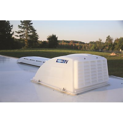 Camco Vent Cover White (40433) - The RV Parts House
