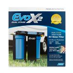 EVO X2 Dual Stage Premium RV Water Filter Kit (40639) - The RV Parts House