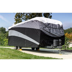 Pro-Tec RV Cover, Travel Trailer, Up to 15' (56320) - The RV Parts House