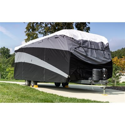 "Pro-Tec RV Cover, Travel Trailer, 26'-28'6"" (56332) - The RV Parts House"
