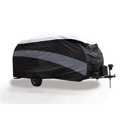 Pro-Tec Mini Travel Trailer Cover, Fits Trailers Up to 13'7