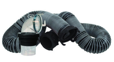 Silverback, 15′ Sewer Hose Kit by Valterra - The RV Parts House