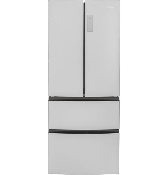 Haier 14.9 Cu. Ft. French Door Refrigerator HRF15N3AGS
