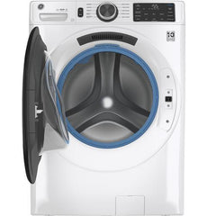 GE® 4.5 cu. ft. Capacity Smart Front Load ENERGY STAR® Washer (GFW510SCNWW)