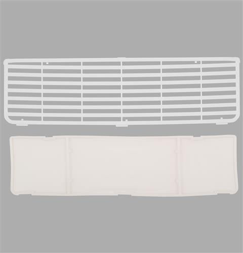 RARED1A - RV Air Conditioner Interior Duct - Electronic Control, Ducted - The RV Parts House