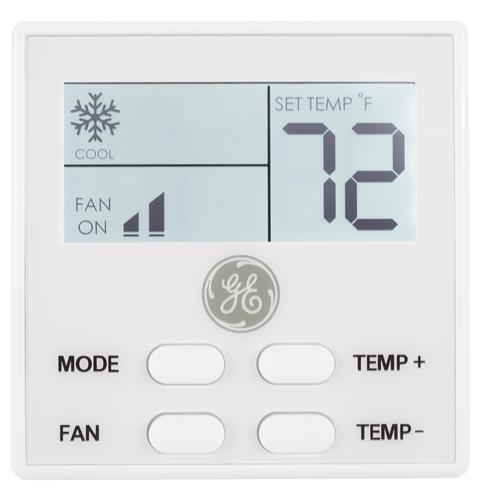 RARWT1W - Wall Thermostat, White - The RV Parts House