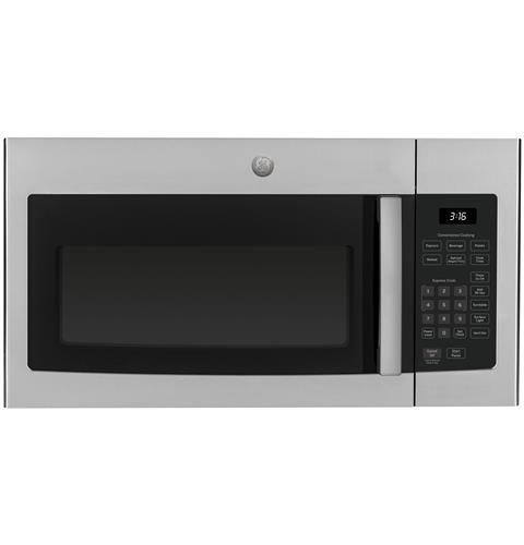 GE® 1.6 Cu. Ft. Over-the-Range Microwave Oven (JVM3160RFSS) - The RV Parts House