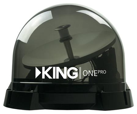 King One Pro Premium Satellite Antenna (KOP4800)
