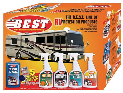 B.E.S.T Complete Care Set - The RV Parts House